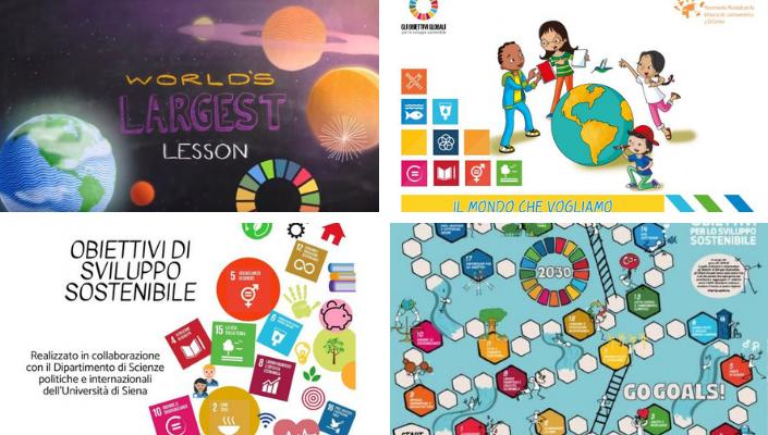 Nessuno E Troppo Piccolo Per Cambiare Il Mondo Agenda 2030 Giunti Scuola