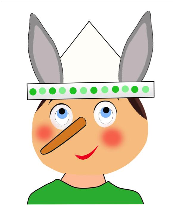 Dare Viaggio Politico Costruire Cappello Pinocchio Microscopico Insistere Civilta