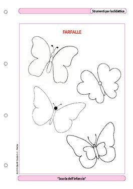Farfalle Farfalle Giunti Scuola